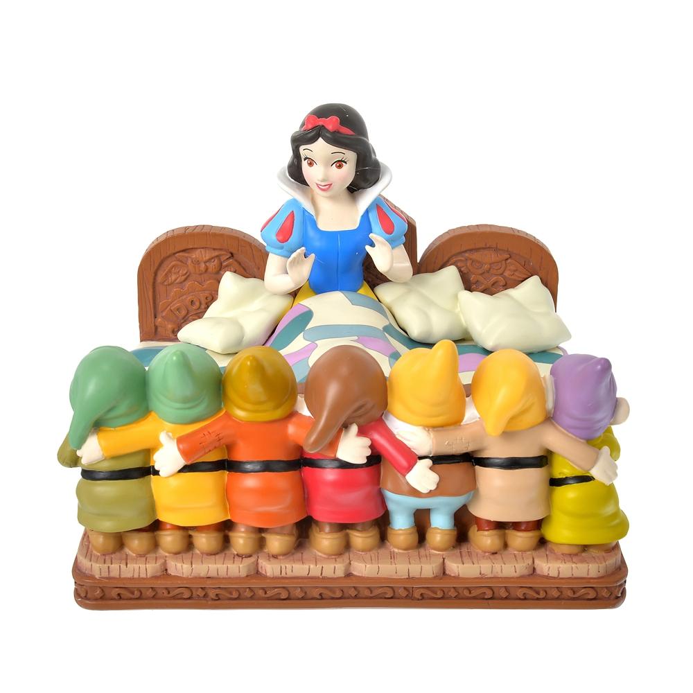 【送料無料】白雪姫&7人のこびと フィギュア Snow White and the Seven Dwarfs