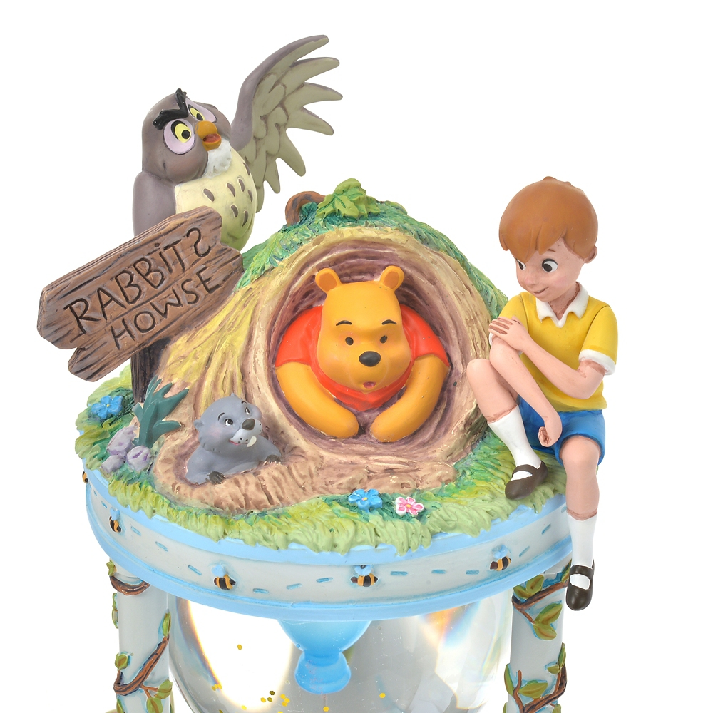 くまのプーさん スノードーム Winnie the Pooh And The Honey Tree 55th Anniversary