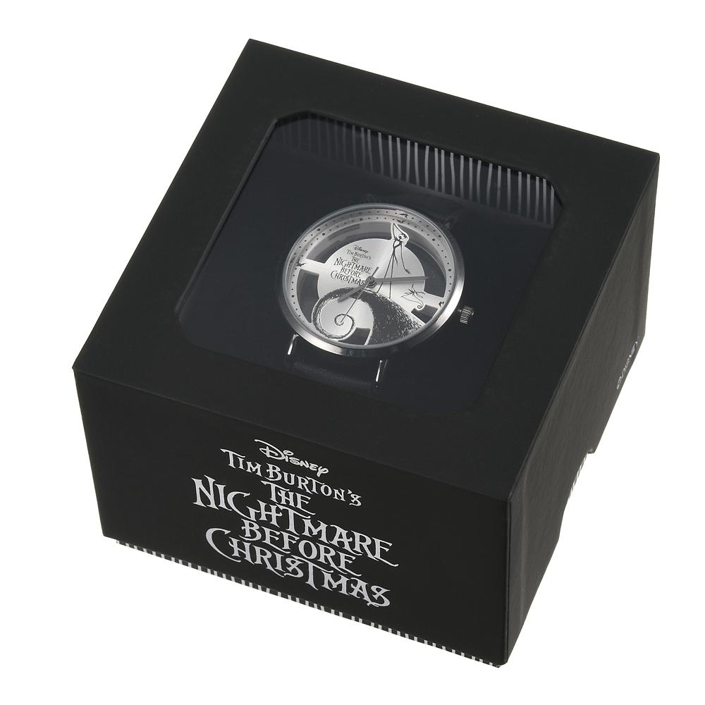 ジャック・スケリントン&ゼロ 腕時計・ウォッチ Tim Burton's The Nightmare Before Christmas