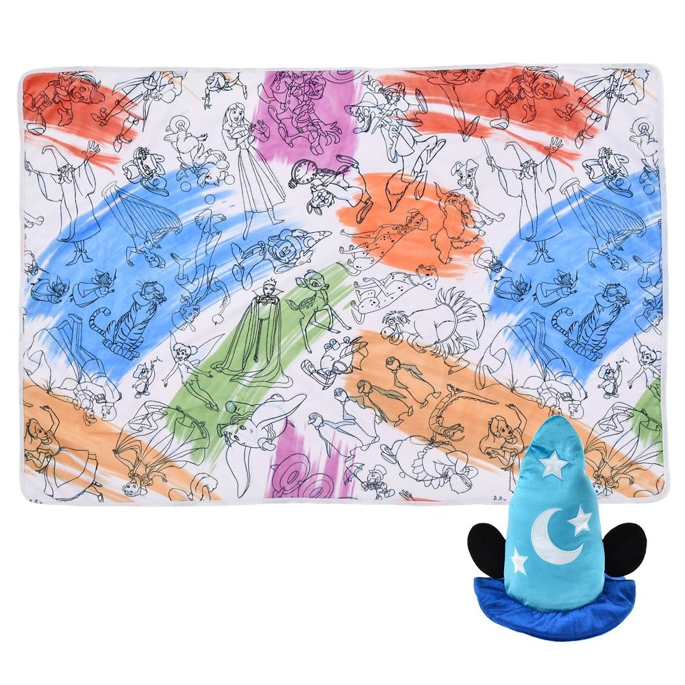 【送料無料】ミッキー ブランケット Mickey Mouse Birthday 2020