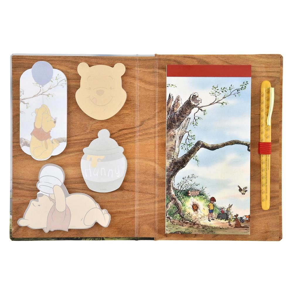 プーさん ステーショナリーセット Winnie the Pooh And The Honey Tree 55th Anniversary