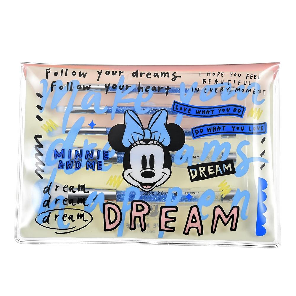 ミニー メイクブラシ Disney ARTIST COLLECTION by Kelly Park