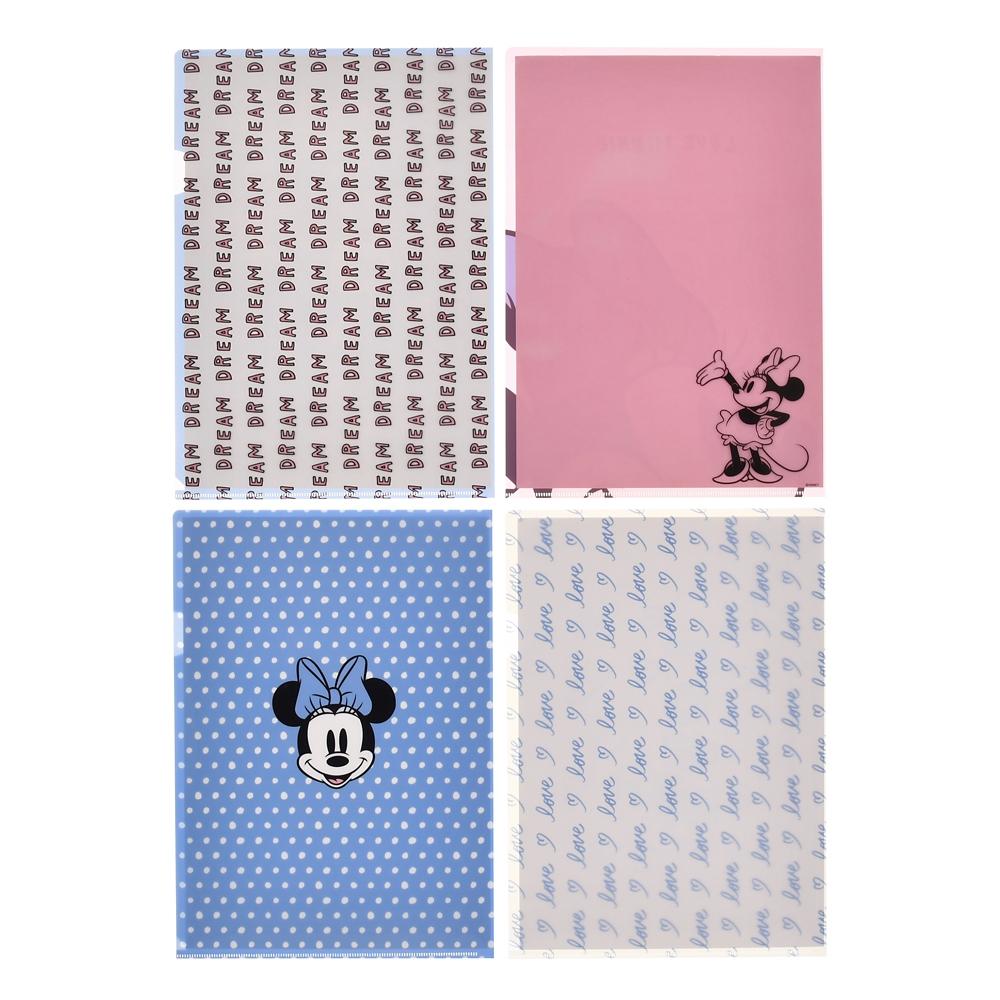 ミニー クリアファイル Disney ARTIST COLLECTION by Kelly Park
