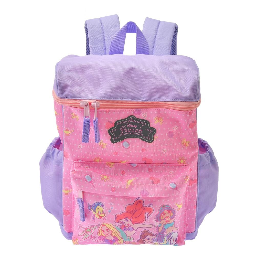 【送料無料】ディズニープリンセス リュックサック・バックパック ネオンロゴ Back to School