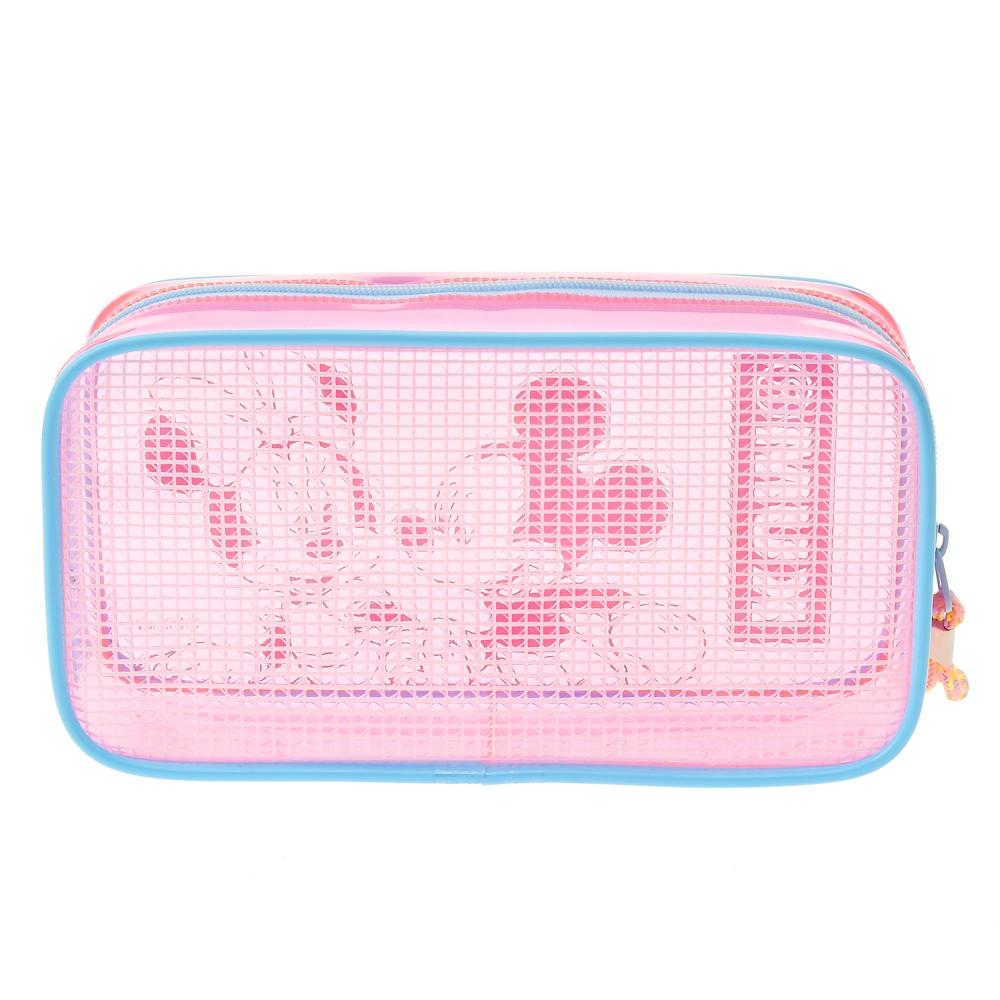 【KUM】ミッキー&ミニー 筆箱・ペンケース