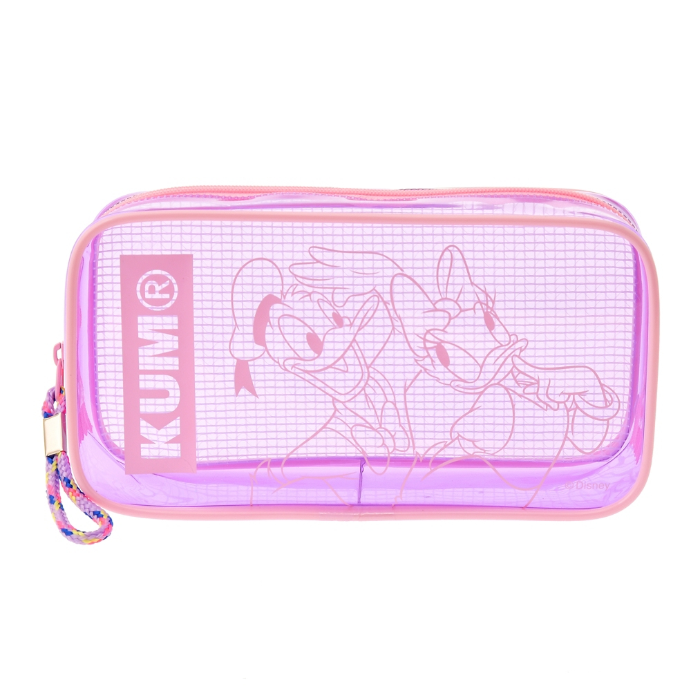 【KUM】ドナルド&デイジー 筆箱・ペンケース