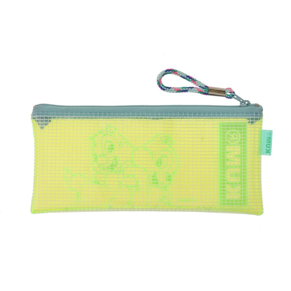 【KUM】チップ&デール 筆箱・ペンケース フラット