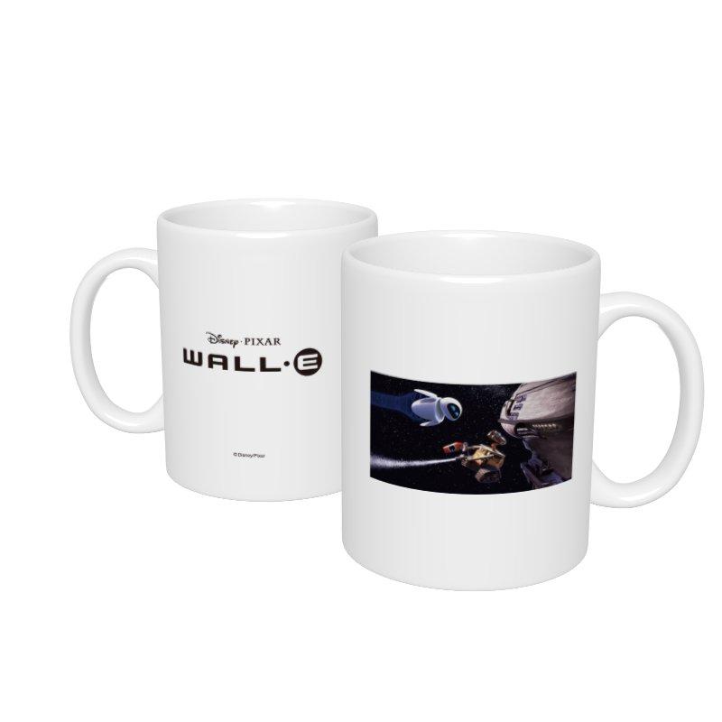 【D-Made】マグカップ  映画 『WALL・E』 ウォーリー&イヴ
