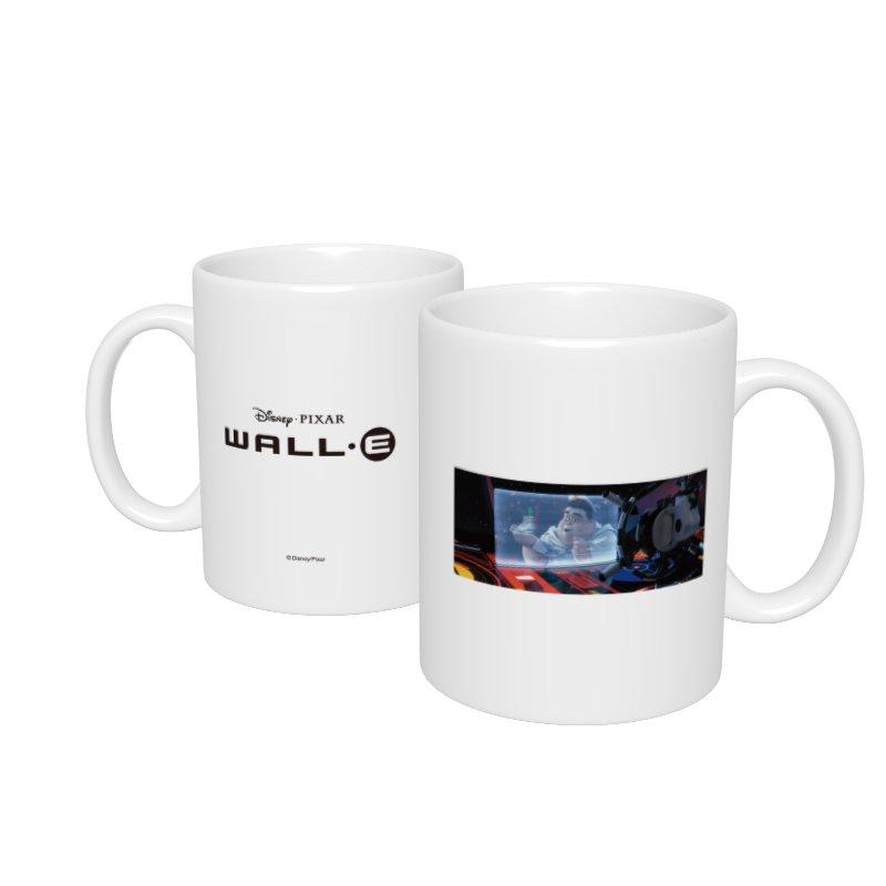【D-Made】マグカップ  映画 『WALL・E』 ウォーリー 館長/B・マックリー&オート