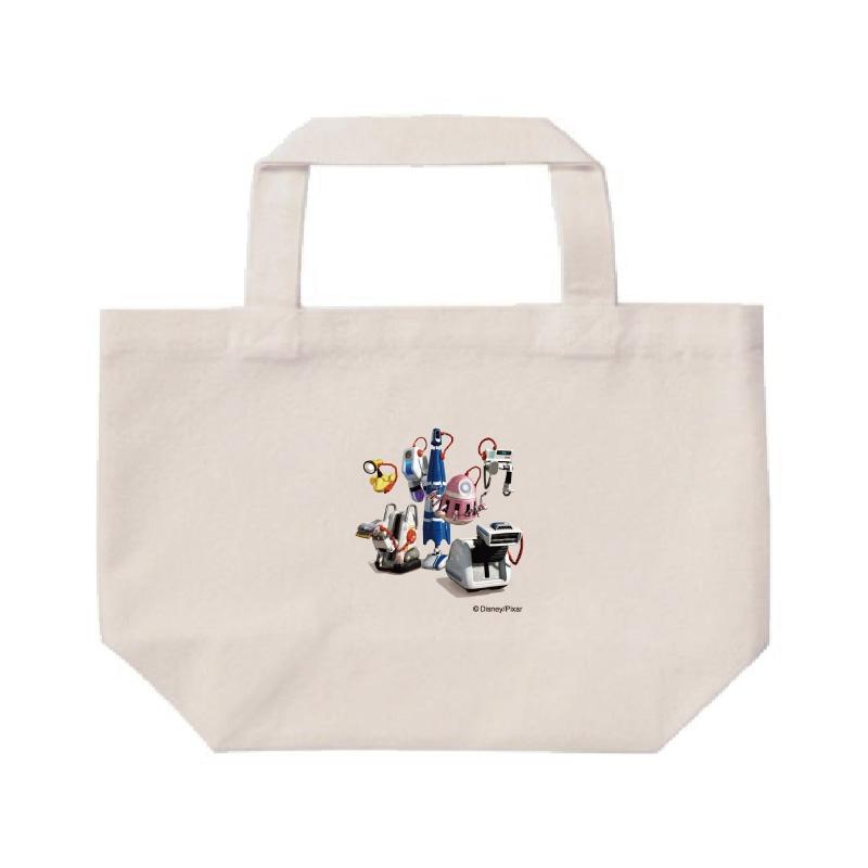 【D-Made】ミニトートバッグ  ウォーリー