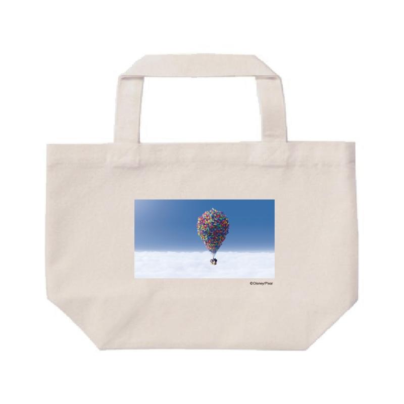 【D-Made】ミニトートバッグ  映画 『カールじいさんの空飛ぶ家』