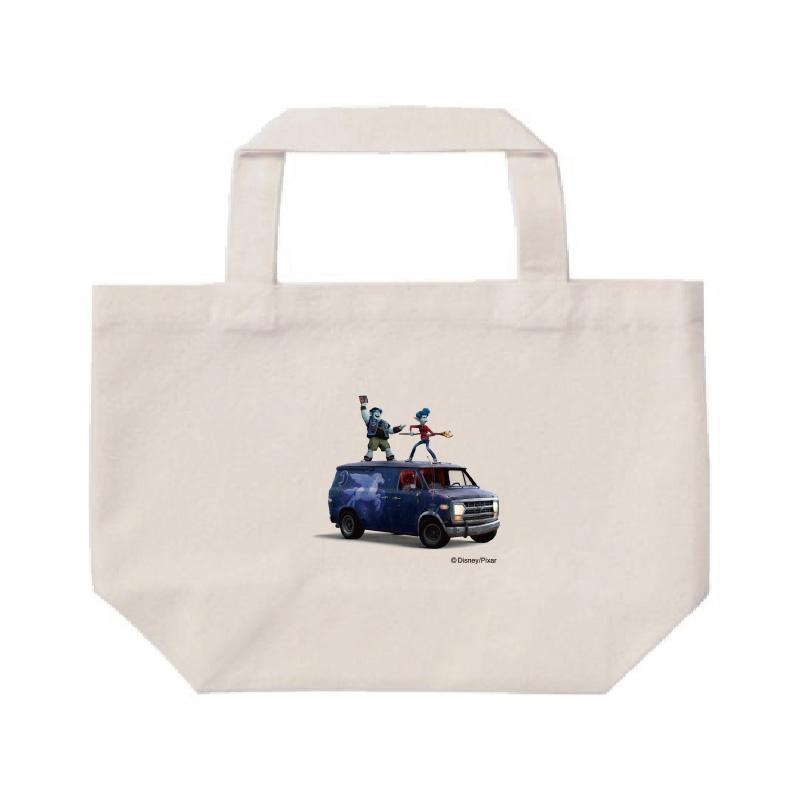【D-Made】ミニトートバッグ  2分の1の魔法 イアン・ライトフット&バーリー・ライトフット