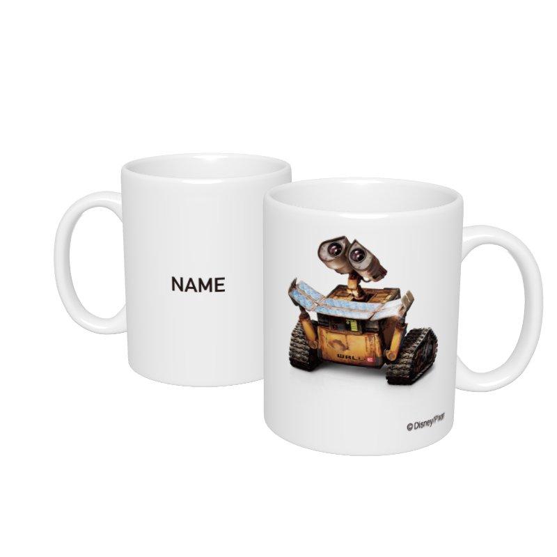 【D-Made】名入れマグカップ  ウォーリー