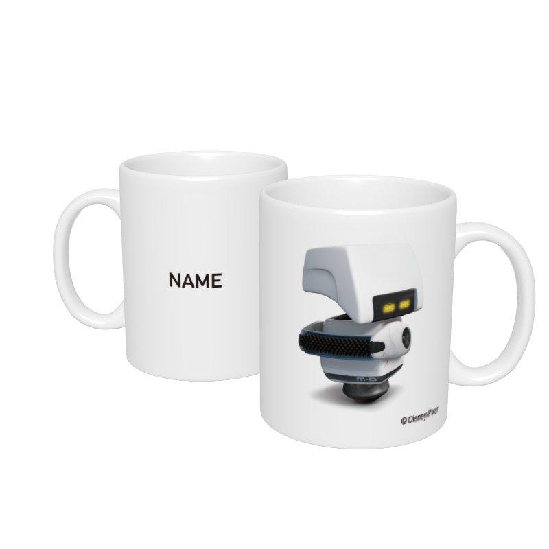 【D-Made】名入れマグカップ  ウォーリー モー