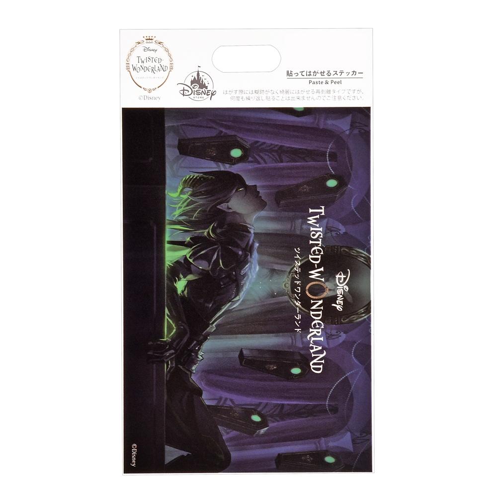 マレウス・ドラコニア シール・ステッカー キービジュアル第1弾 『ディズニー ツイステッドワンダーランド』