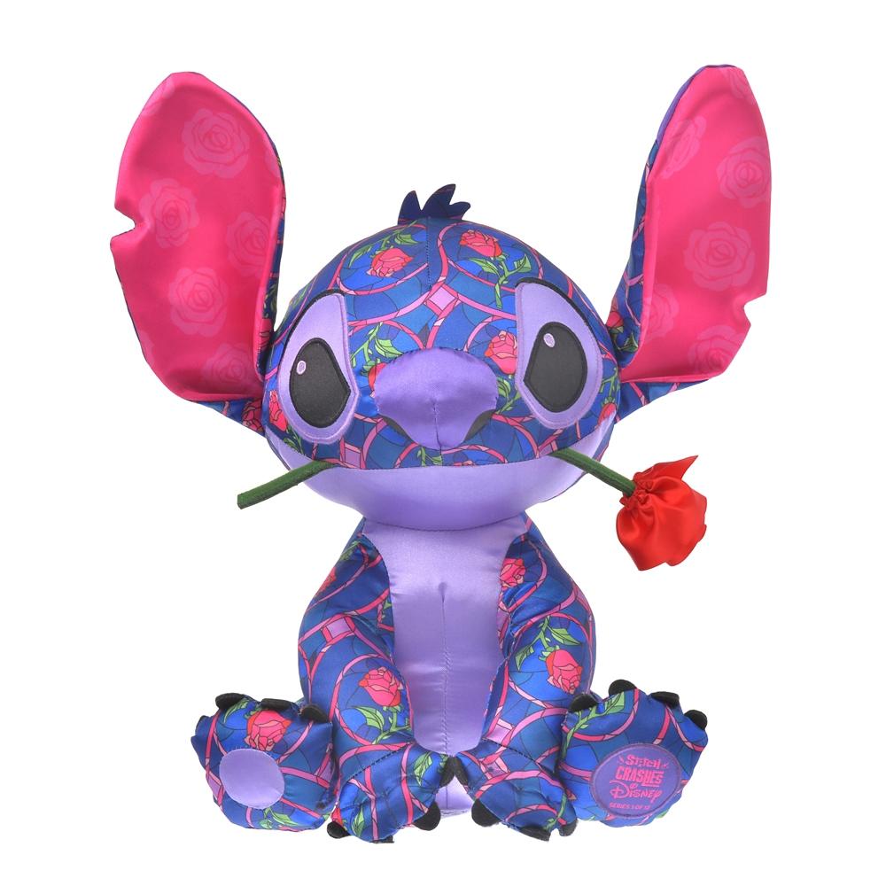 スティッチ ぬいぐるみ Beauty and the Beast Stitch Crashes Disney