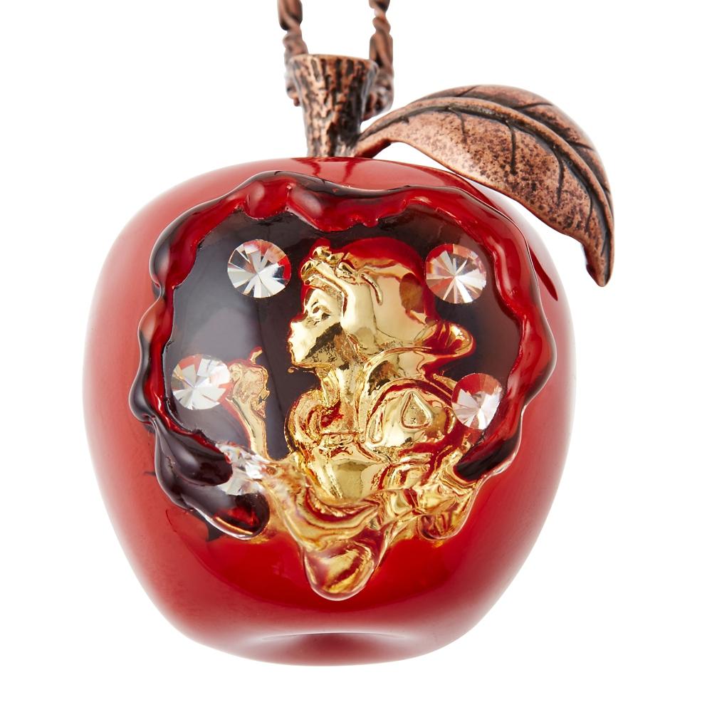 【キューポット】白雪姫/ネックレス メルティー毒リンゴ