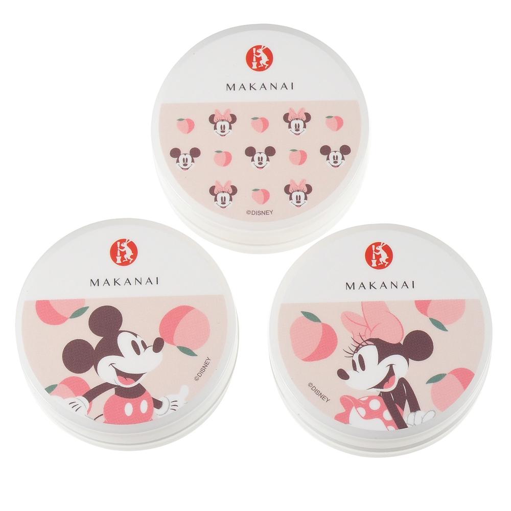 【まかないこすめ】ミッキー&ミニー ハンドクリーム セット 桃