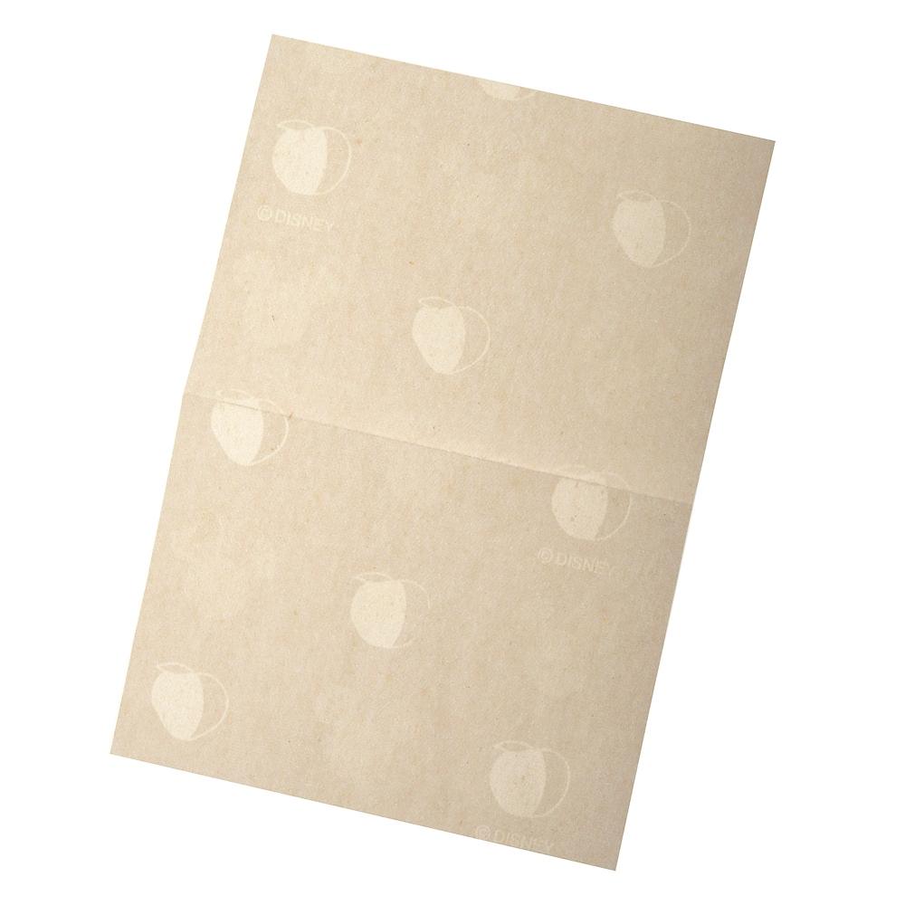【まかないこすめ】ミッキー&ミニー あぶらとり紙 桃