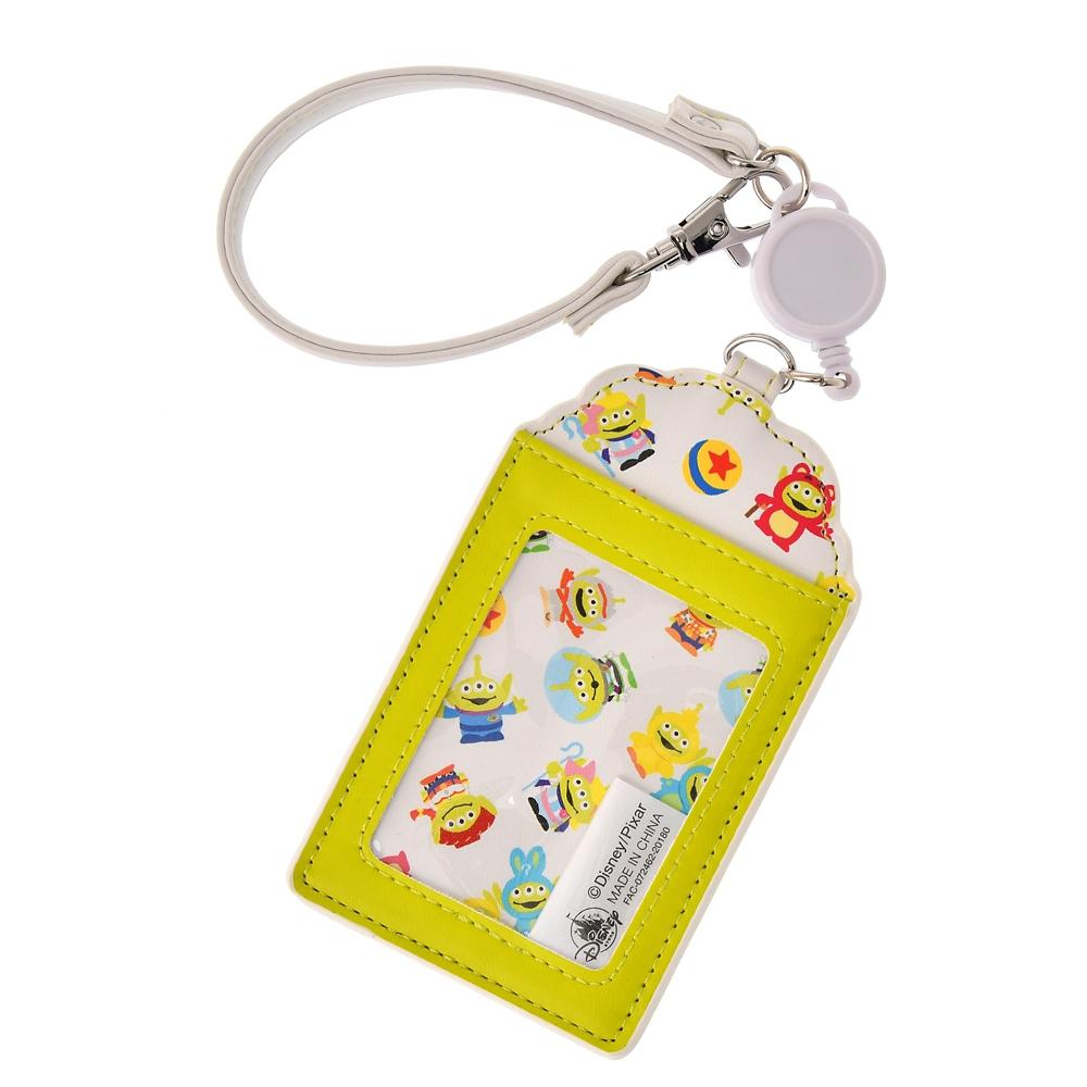 リトル・グリーン・メン/エイリアン IDカード・パスケース Toy Story 25th