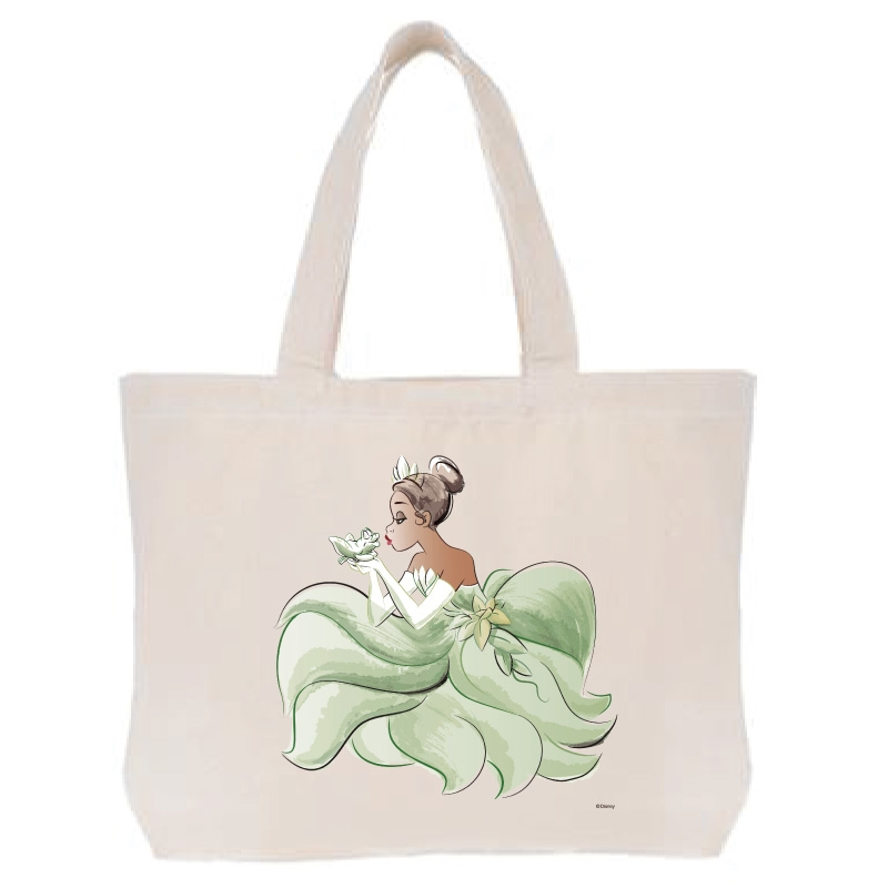 【D-Made】トートバッグ  プリンセスと魔法のキス ティアナ