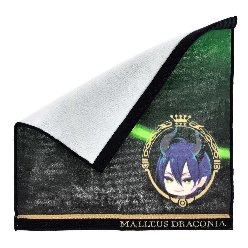 マレウス・ドラコニア ミニタオル デフォルメ 『ディズニー ツイステッドワンダーランド』