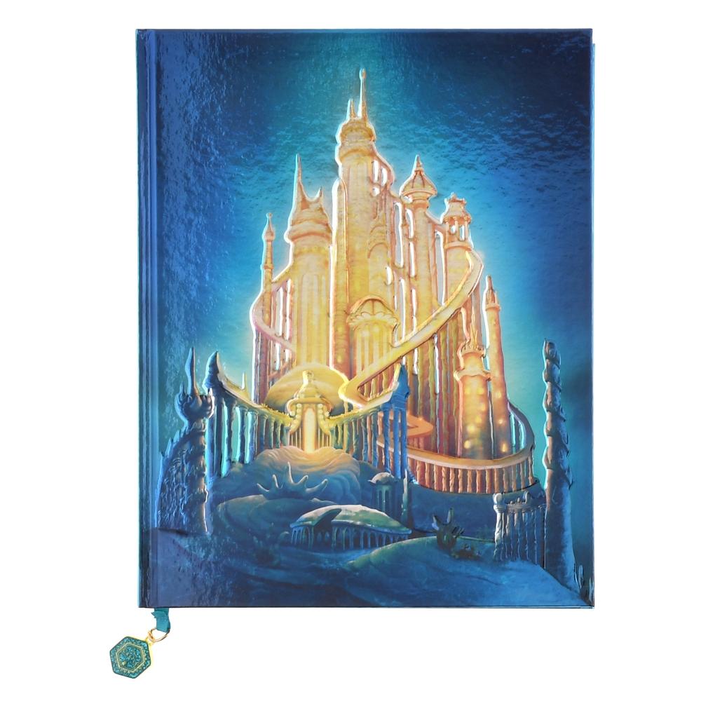 リトル・マーメイド ノートブック 城 Disney Castle Collection