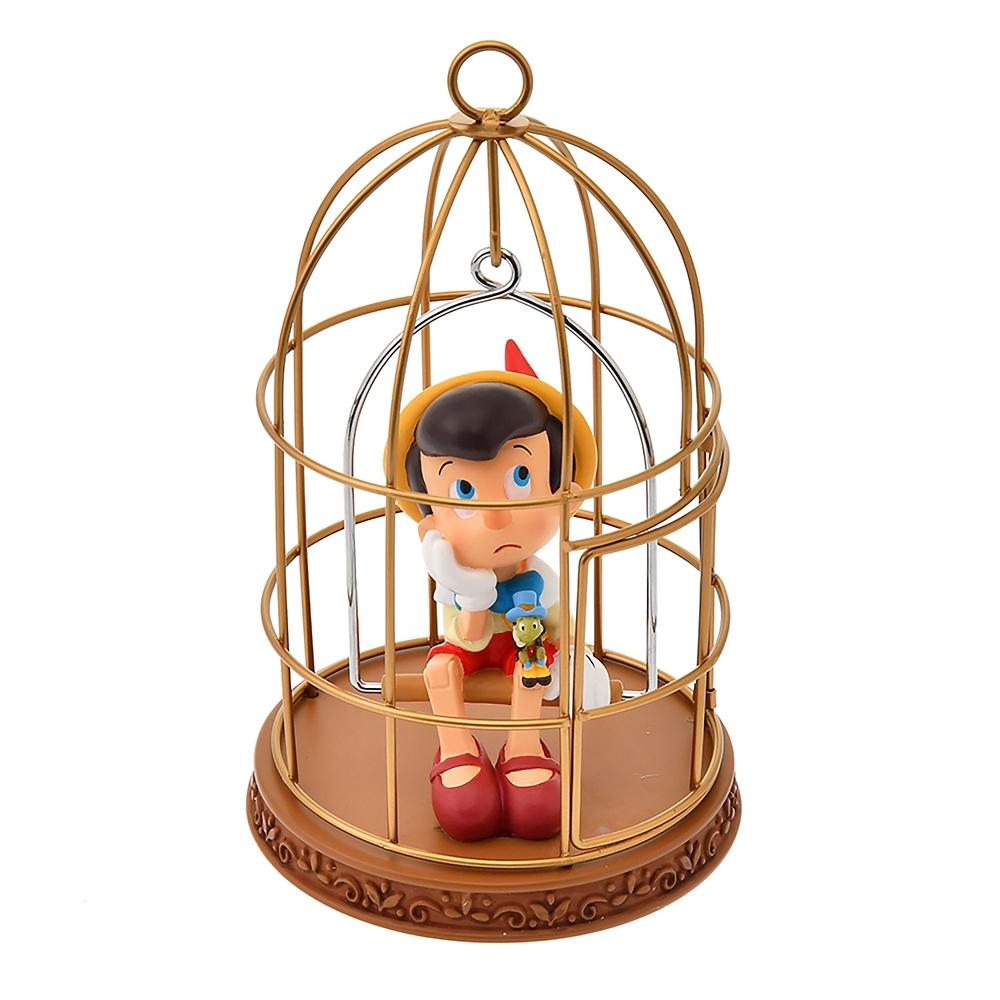 ピノキオ&ジミニー・クリケット フィギュア Story Collection Revival