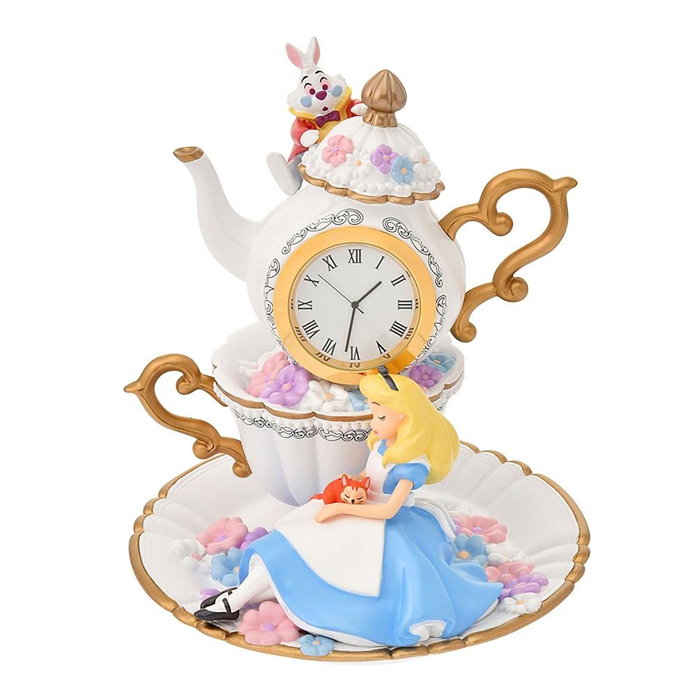 アリス、ダイナ、白うさぎ 時計 Story Collection Revival
