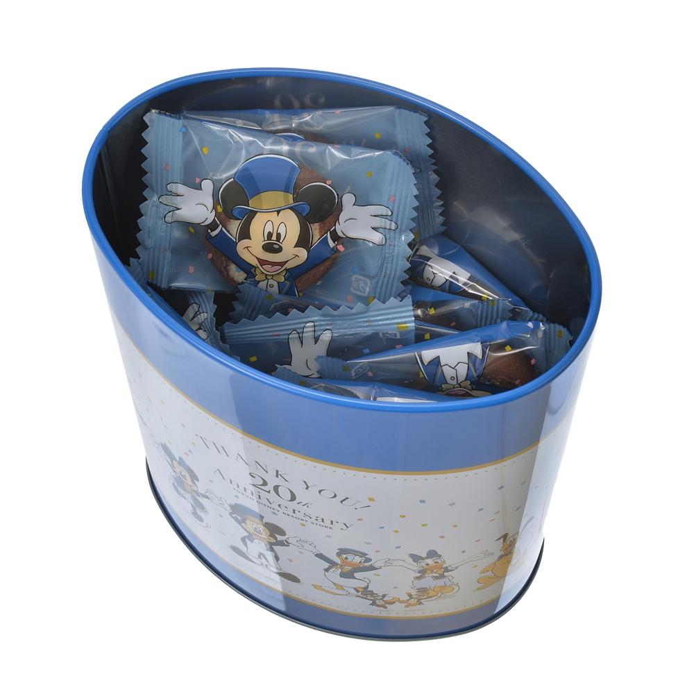 ミッキー&フレンズ 焼きチョコ  TOKYO DISNEY RESORT STORE 20th Anniversary