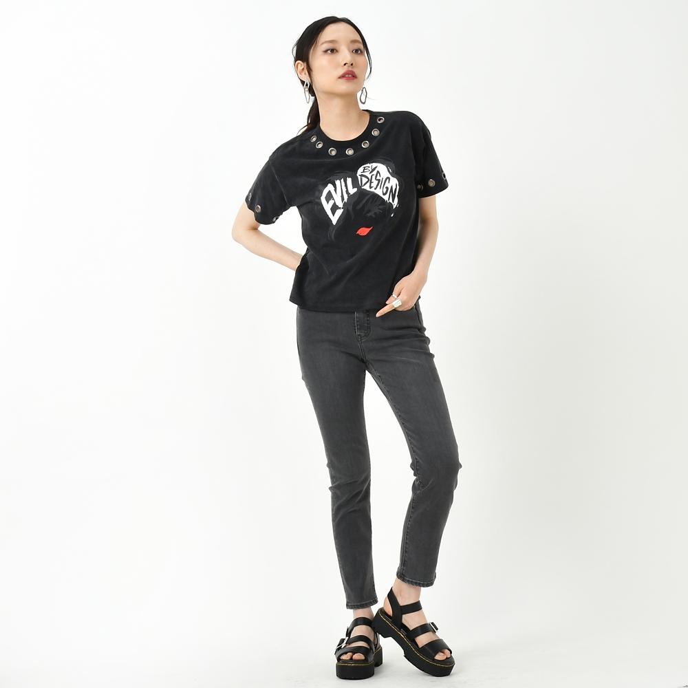 クルエラ 半袖Tシャツ 映画『クルエラ』