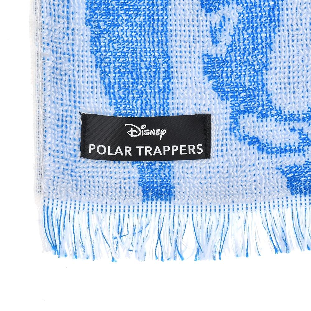 ドナルド タオルマフラー Cool Polar Trappers