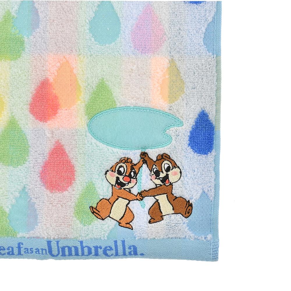 チップ&デール ミニタオル Rainy Day 2021