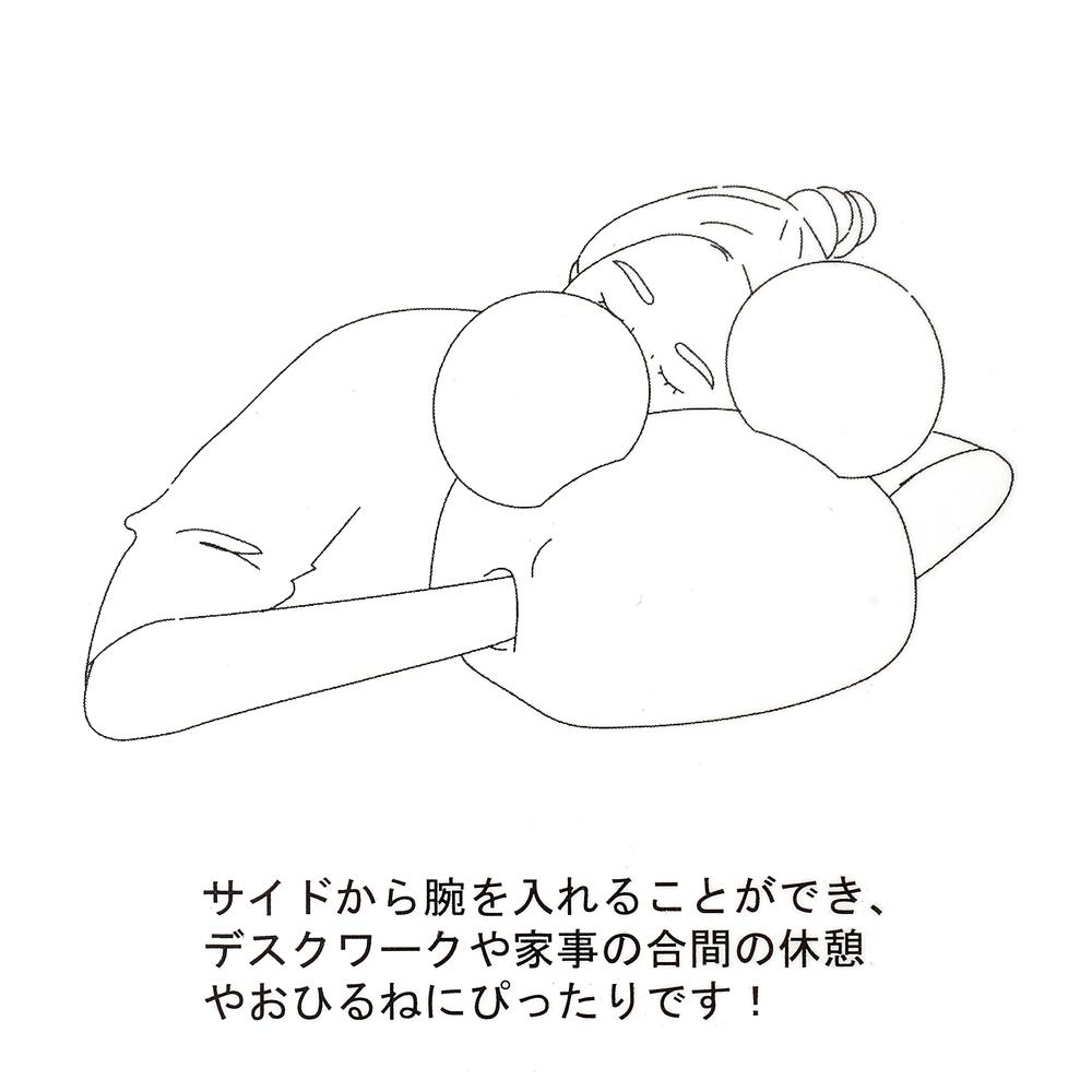 ミニー クッション ふわもち with D