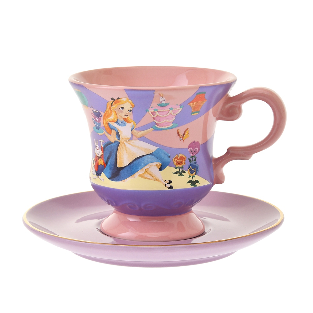 ふしぎの国のアリス ティーカップ Alice in Wonderland 70