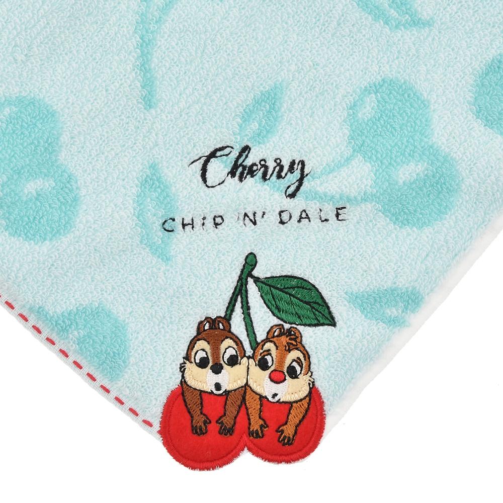 チップ&デール ミニタオル CHERRY