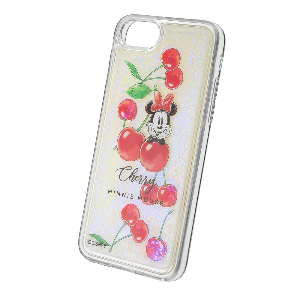 ミニー iPhone 6/6s/7/8/SE(第2世代)用スマホケース・カバー CHERRY