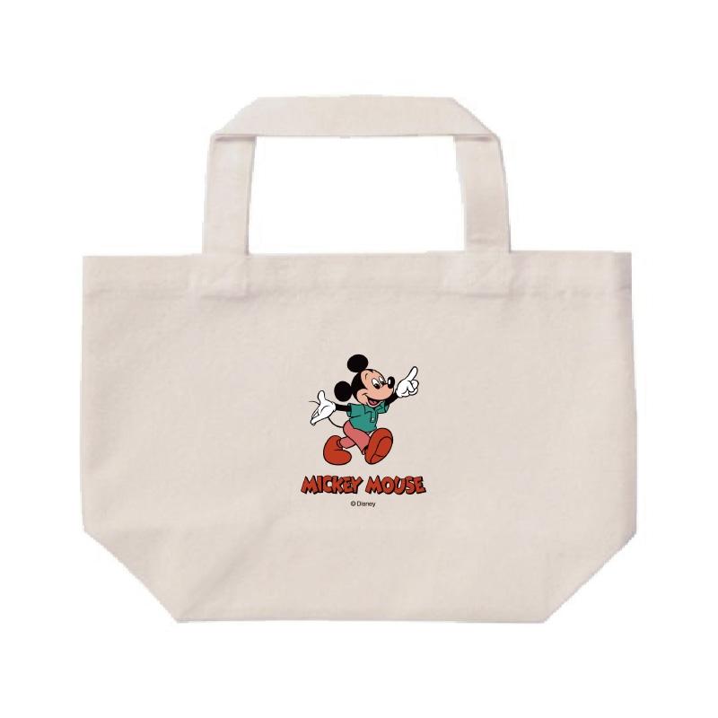 【D-Made】ミニトートバッグ  ミッキー