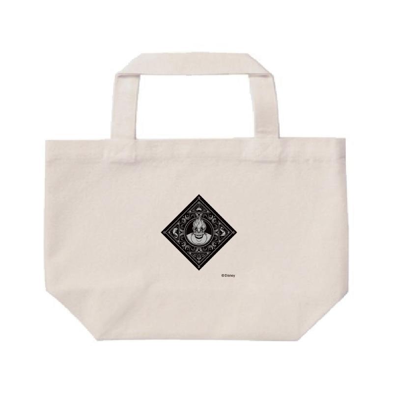 【D-Made】ミニトートバッグ  リトル・マーメイド アースラ&フロットサム&ジェットサム ヴィランズ