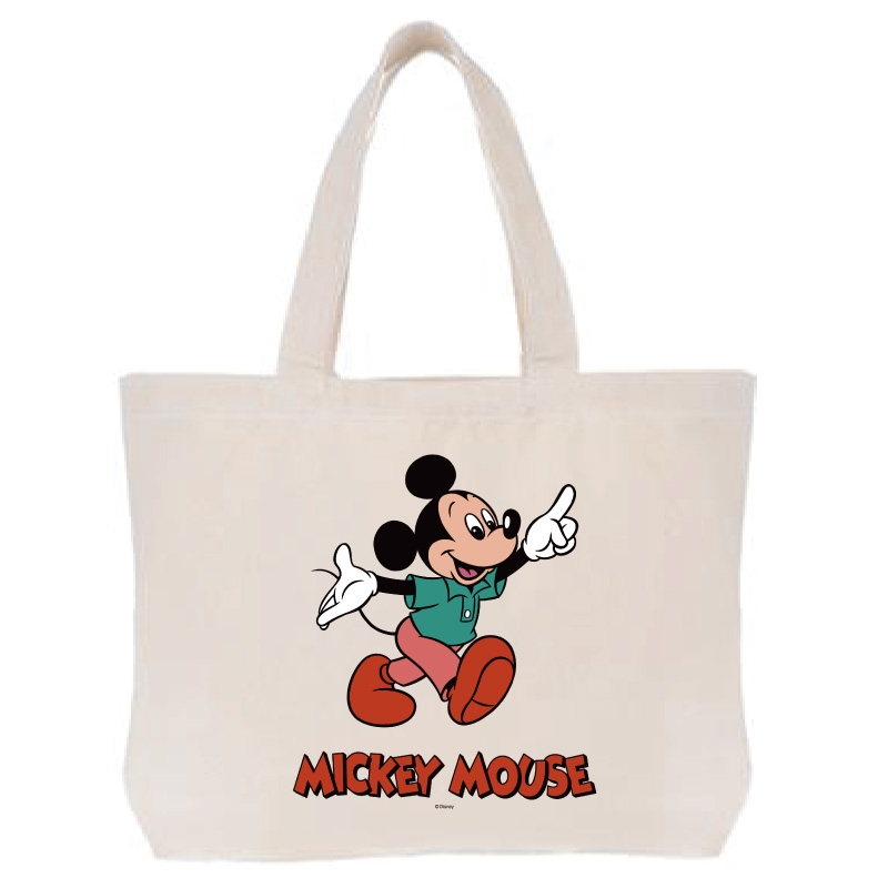 【D-Made】トートバッグ  ミッキー