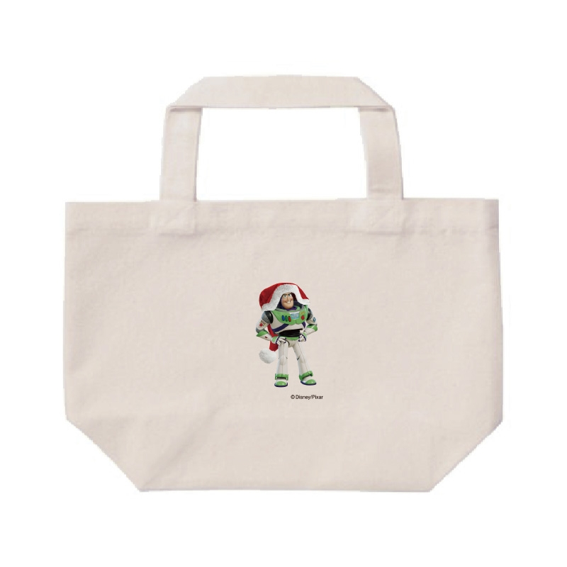 【D-Made】ミニトートバッグ  トイ・ストーリー バズ・ライトイヤー クリスマス