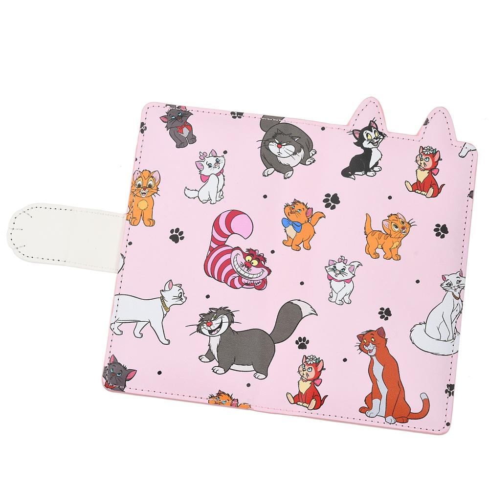 【送料無料】ディズニーキャラクター 多機種対応 スマホケース・カバー I Love MY Disney CAT