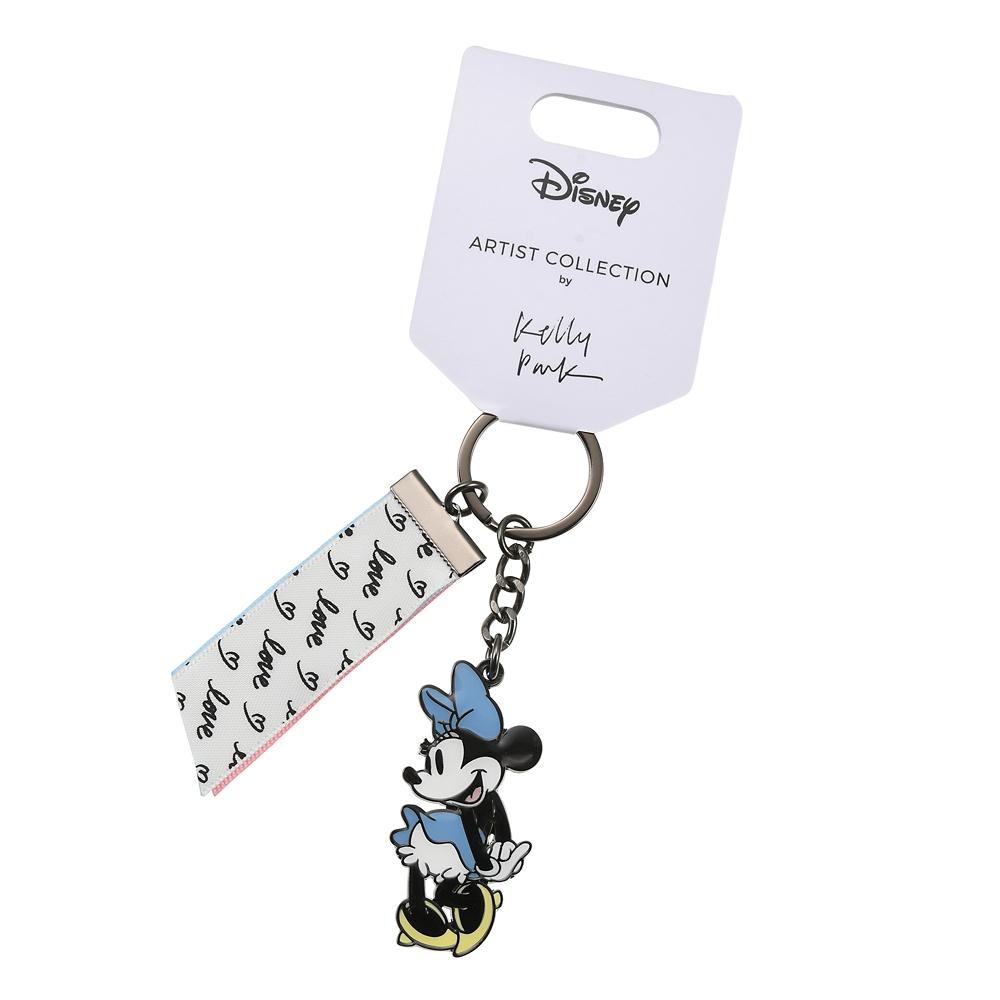 ミニー キーホルダー・キーチェーン Disney ARTIST COLLECTION by Kelly Park