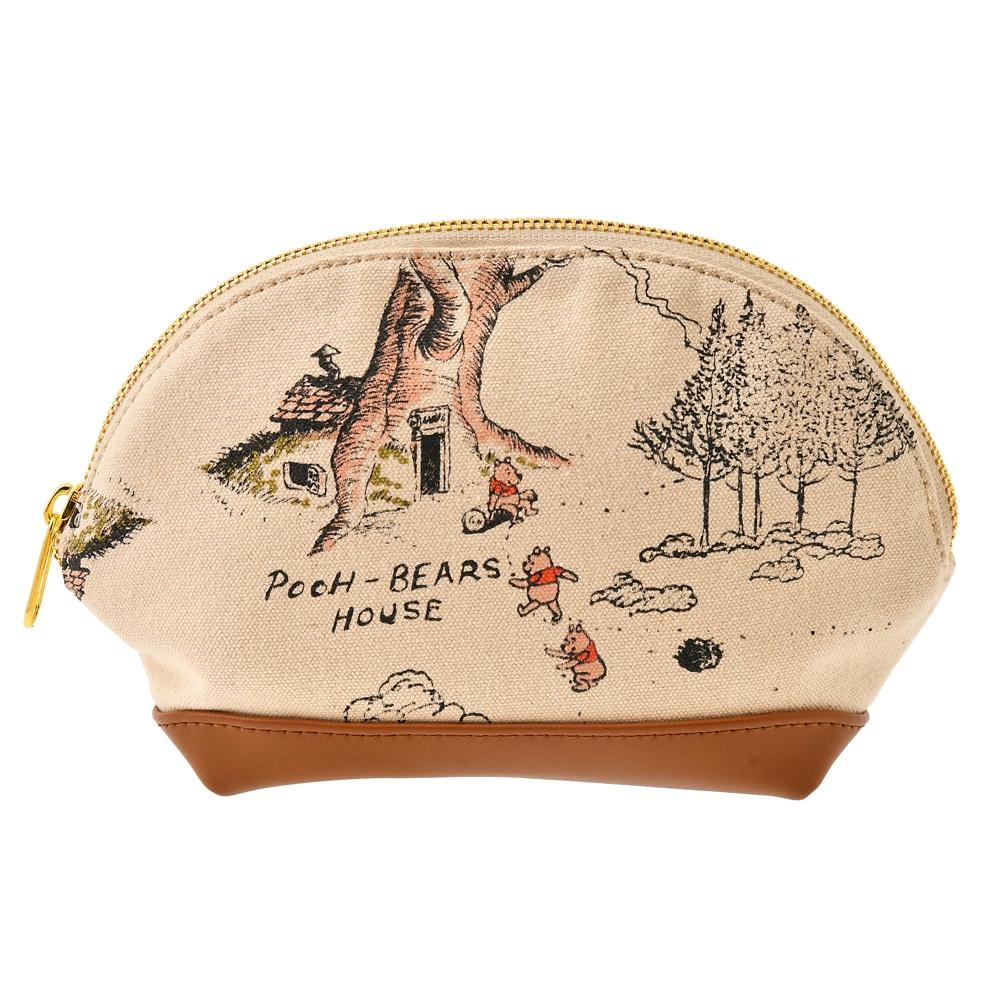 プーさん ポーチ Winnie the Pooh And The Honey Tree 55th Anniversary