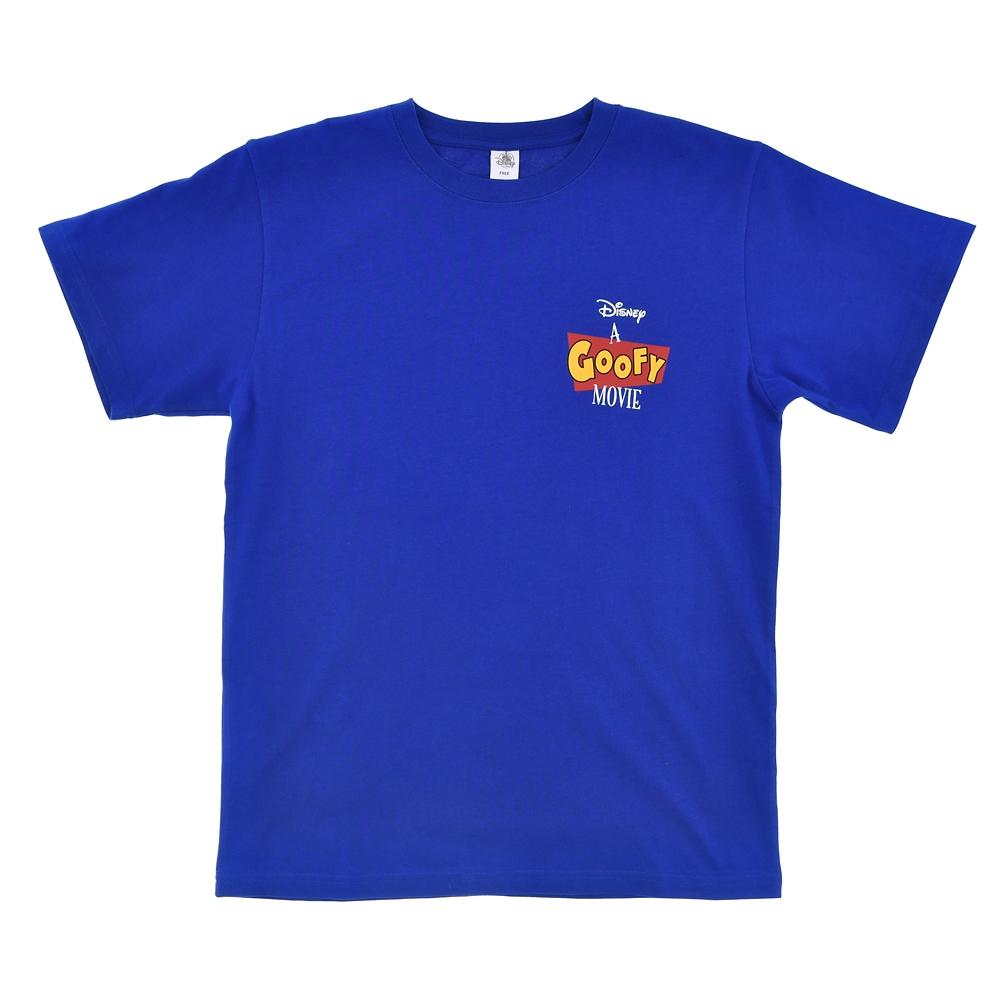 グーフィー・ムービー/ホリデーは最高!! 半袖Tシャツ バックプリント photogenic