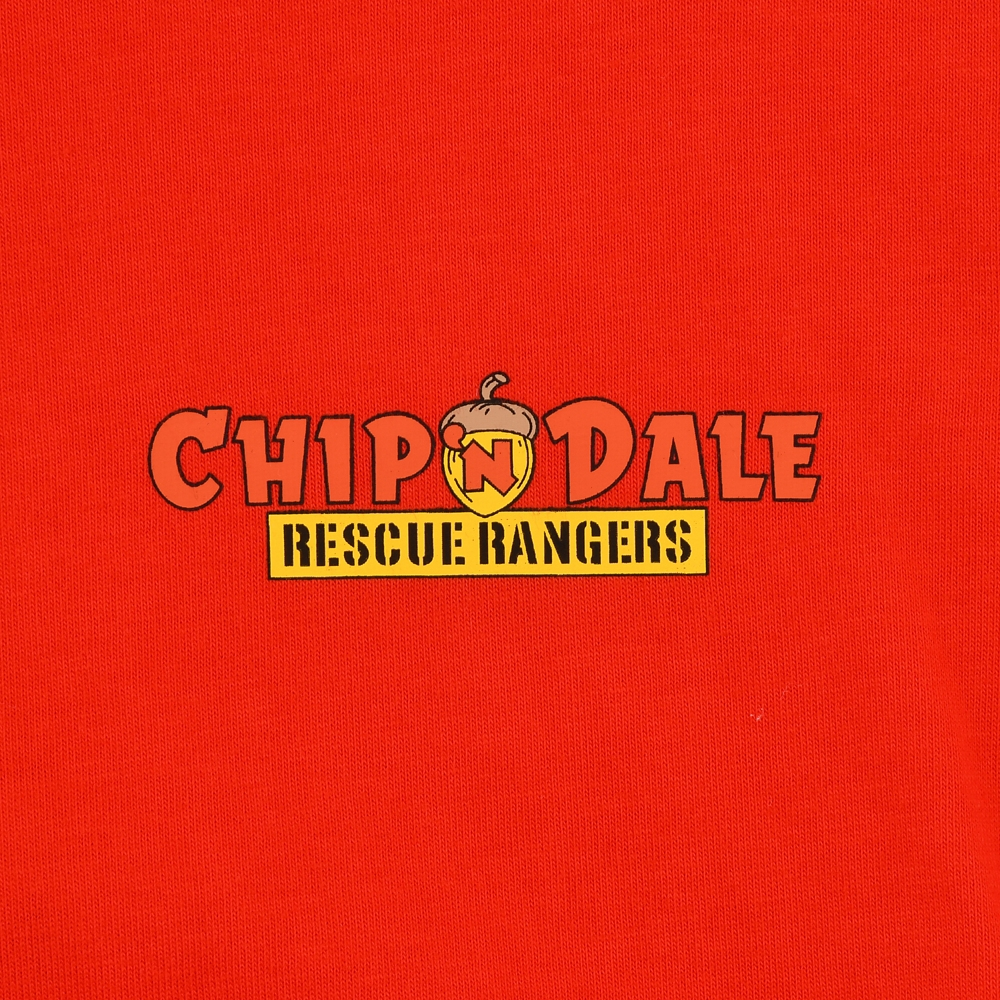 チップとデールの大作戦 レスキュー・レンジャーズ 半袖Tシャツ バックプリント photogenic