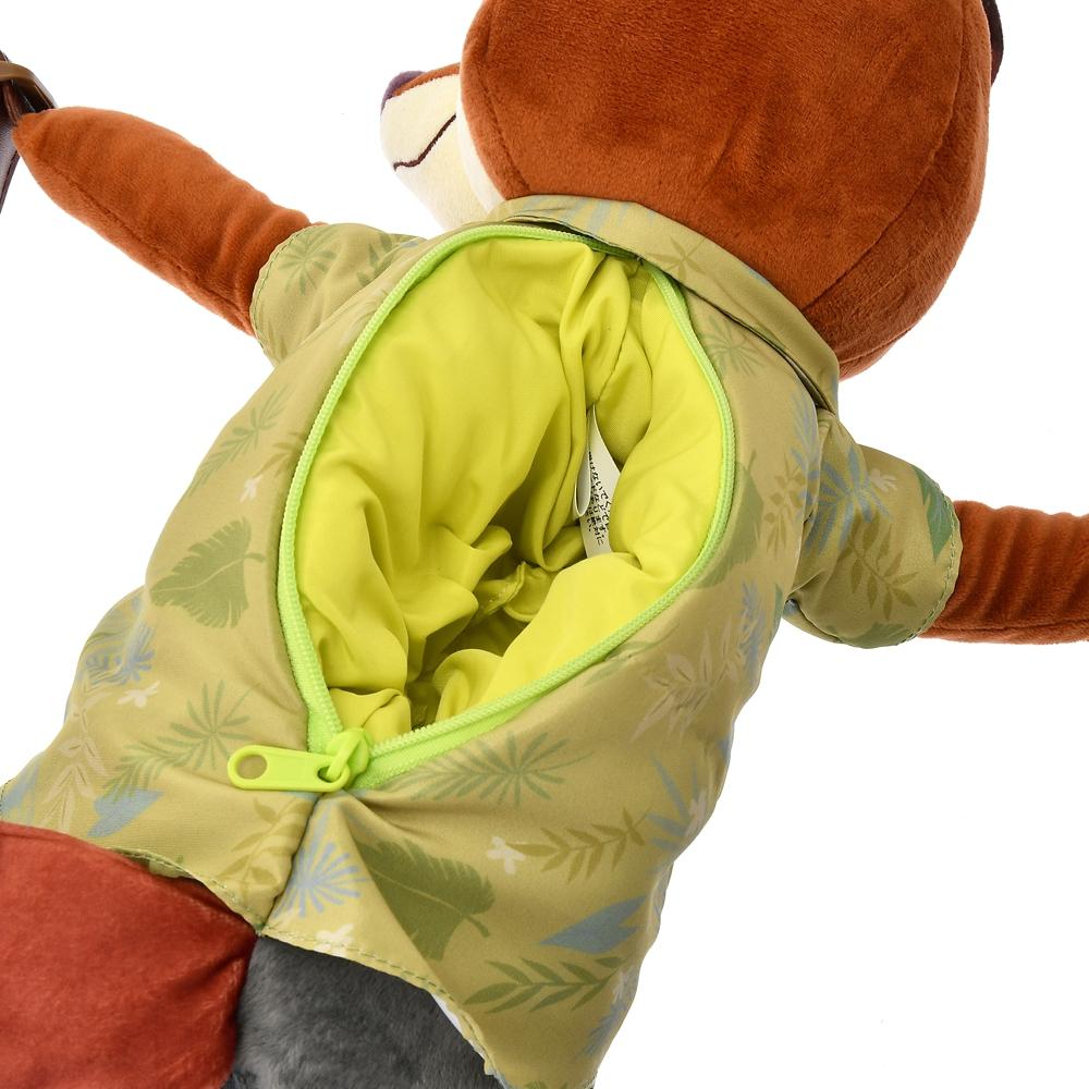 【送料無料】ニック・ワイルド リュックサック・バックパック ぬいぐるみ風 ディズニー映画『ズートピア』