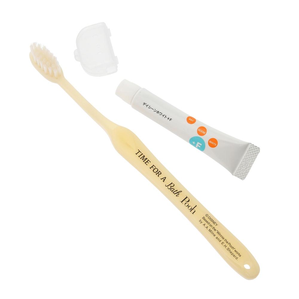 プー&フレンズ 歯ブラシ セット Pooh's Bath