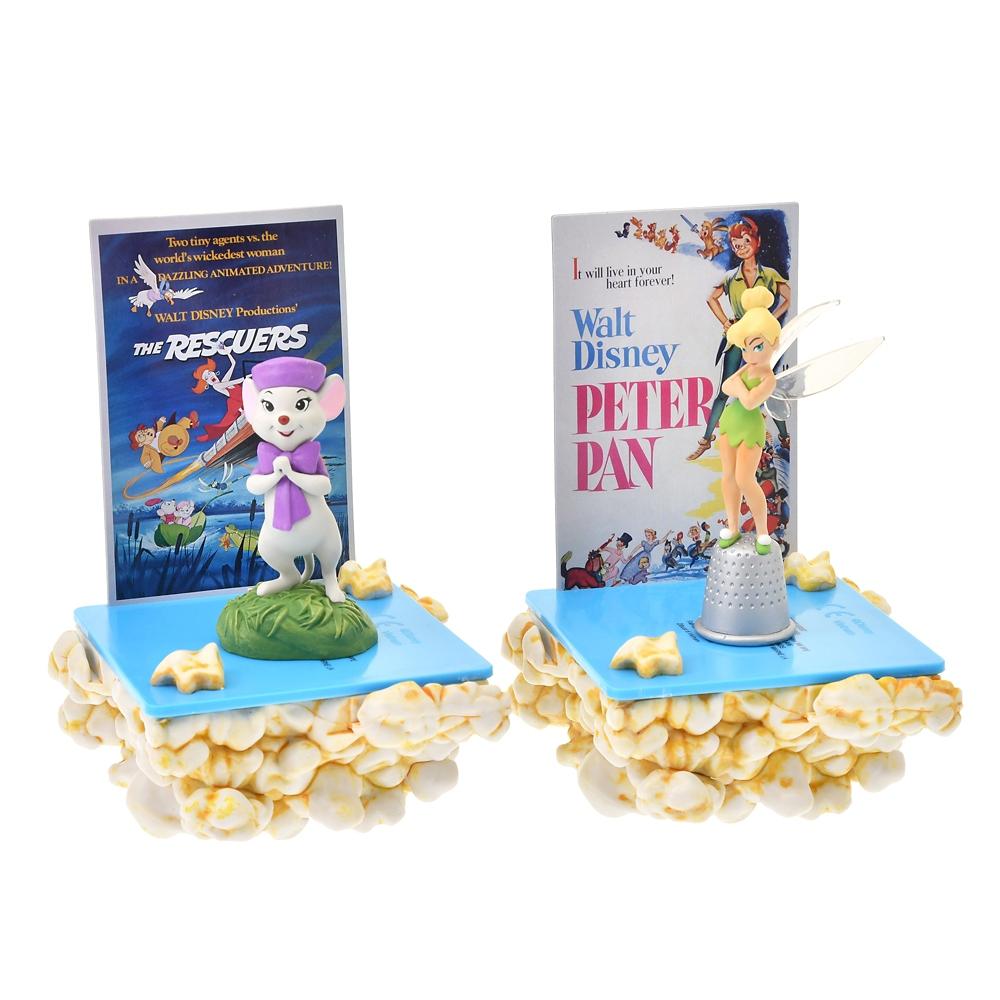 ディズニーキャラクター シークレットフィギュア Movie Popcorn