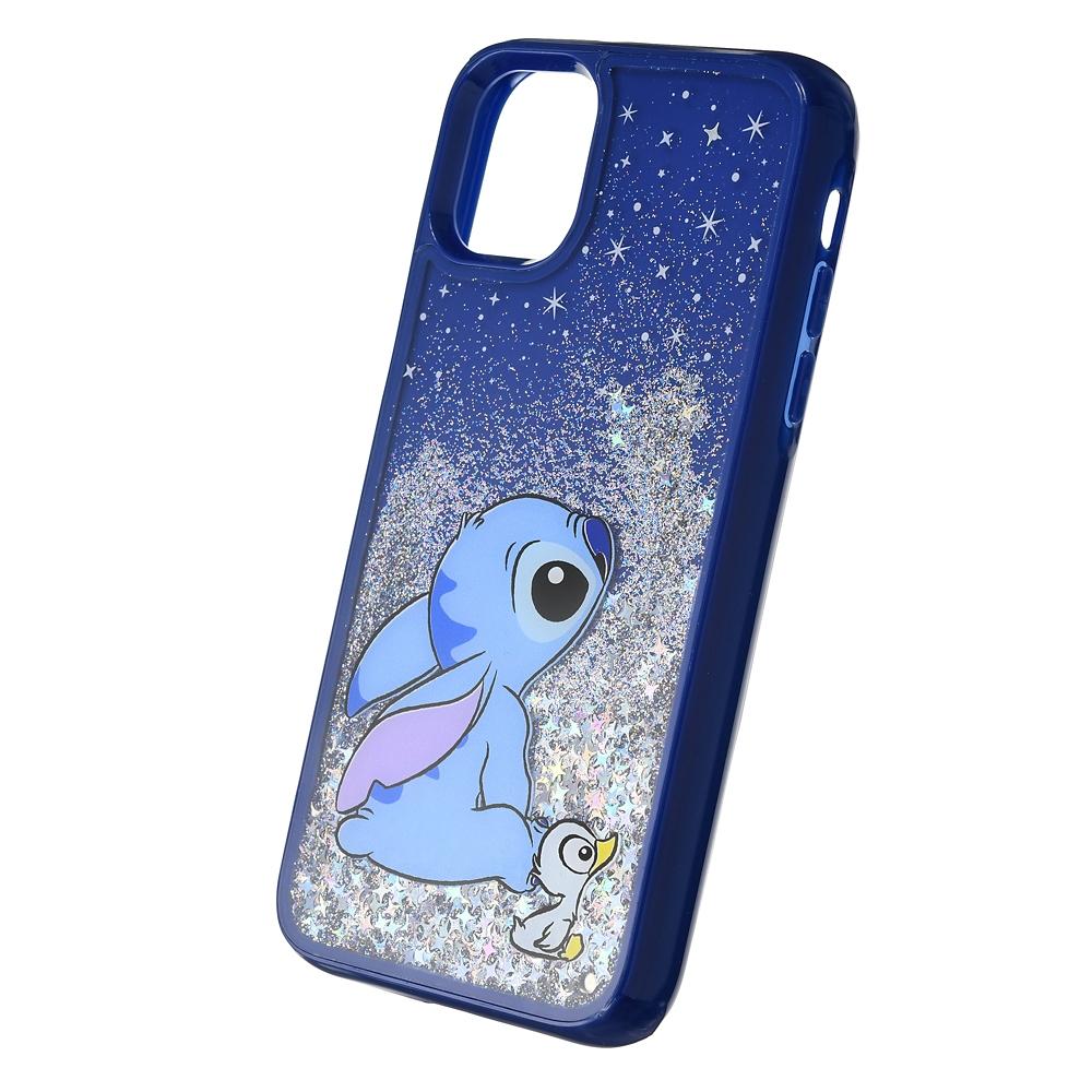 スティッチ iPhone 11/XR用スマホケース・カバー Stitch's OHANA